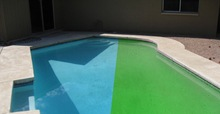 Why Does Pool Water Turn Green