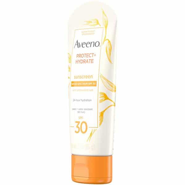 Aveeno Protect Hydrate Lotion SPF 30